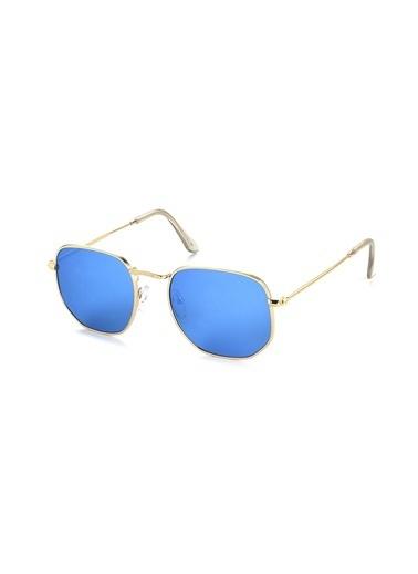 Duke Nickle Güneş Gözlüğü Mavi
